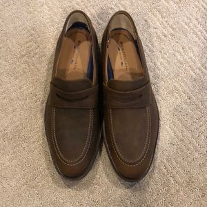 Bostonian leather loafer